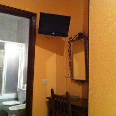 Отель Hostal Paracuellos Стандартный номер с двуспальной кроватью фото 4