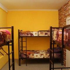 Хостел Кутузова 30 Кровать в мужском общем номере с двухъярусной кроватью фото 11