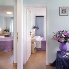 Отель Albicocco Италия, Риччоне - отзывы, цены и фото номеров - забронировать отель Albicocco онлайн комната для гостей фото 4