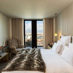 Отель Memmo Principe Real 5* Улучшенный номер фото 5