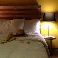 POD Hostel & Designshop комната для гостей