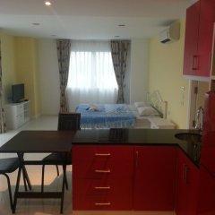Отель Jada Beach Residence 3* Студия с различными типами кроватей фото 2