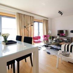 Отель Panoramic Living 4* Апартаменты с различными типами кроватей фото 8