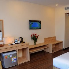 Begonia Nha Trang Hotel 3* Номер Делюкс с различными типами кроватей фото 32