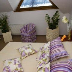 Гостиница Troyanda Karpat 3* Стандартный номер разные типы кроватей фото 15