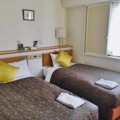 Отель Nishitetsu Inn Tenjin 3* Улучшенный номер фото 2