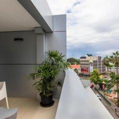 Апартаменты Quest Apartments Suva Студия Делюкс с различными типами кроватей