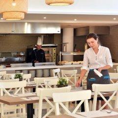 Отель Ihot@l Sunny Beach Болгария, Солнечный берег - отзывы, цены и фото номеров - забронировать отель Ihot@l Sunny Beach онлайн питание фото 3