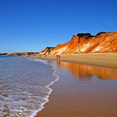 Отель Caroni Португалия, Виламура - отзывы, цены и фото номеров - забронировать отель Caroni онлайн пляж