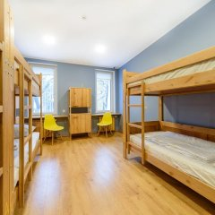 Хостел Пятница Стандартный номер с различными типами кроватей фото 5