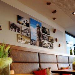 Отель Four Points By Sheraton Central Мюнхен интерьер отеля фото 3