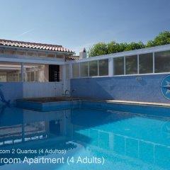 Отель Akisol Manta Rota Sun III бассейн