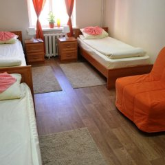 Station Hostel Кровати в общем номере с двухъярусными кроватями фото 6