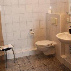 Отель Gasthaus Speisekammer Германия, Венденбург - отзывы, цены и фото номеров - забронировать отель Gasthaus Speisekammer онлайн ванная