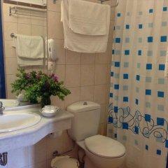 Отель Annapolis Inn Греция, Родос - отзывы, цены и фото номеров - забронировать отель Annapolis Inn онлайн ванная