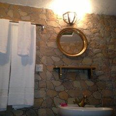 Отель Dar Nakhla Naciria Марокко, Танжер - отзывы, цены и фото номеров - забронировать отель Dar Nakhla Naciria онлайн ванная