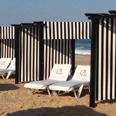 Отель Quinta da Lua пляж