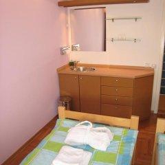 Spirit Hostel and Apartments Стандартный номер с различными типами кроватей фото 7
