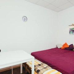 Art Hostel Стандартный номер с двуспальной кроватью (общая ванная комната) фото 9