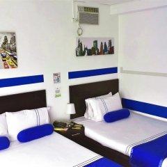 Hotel Colours 2* Стандартный номер с 2 отдельными кроватями фото 6