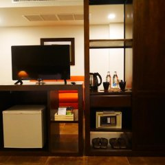 Nanda Heritage Hotel 3* Номер Делюкс с различными типами кроватей фото 3