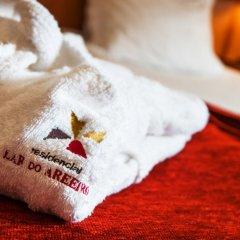 Отель Residencial Lar do Areeiro 2* Стандартный номер с двуспальной кроватью фото 5