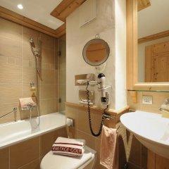 ERMITAGE Wellness- & Spa-Hotel 5* Стандартный номер с различными типами кроватей