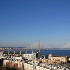 Апартаменты Apartments Lisboa - Parque das Nacoes Студия с различными типами кроватей фото 14