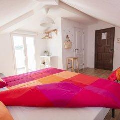 HomeMoel Hostel Стандартный номер с различными типами кроватей фото 3