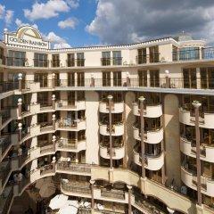 Отель Golden Ina - Rumba Beach Солнечный берег балкон