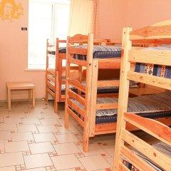 Хостел Х.О. Кровать в общем номере с двухъярусной кроватью фото 8