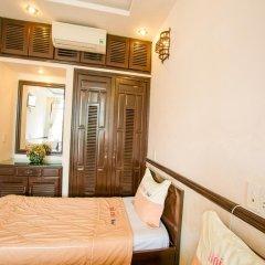 Отель Hoi Pho Кровать в общем номере с двухъярусной кроватью