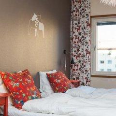 Отель Hotell Fridhemsgatan 3* Стандартный номер с различными типами кроватей фото 15