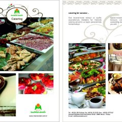 Mersin Oteli Турция, Мерсин - отзывы, цены и фото номеров - забронировать отель Mersin Oteli онлайн питание фото 2