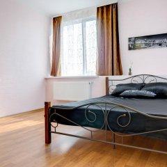 Гостиница Колумб Студия разные типы кроватей фото 13
