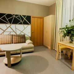 Гостиница Rosa Village 2* Стандартный семейный номер с двуспальной кроватью фото 10