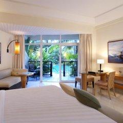 Отель Sheraton Sanya Resort 5* Номер Делюкс с различными типами кроватей