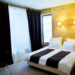 Гостевой дом Резиденция Парк Шале Стандартный номер с различными типами кроватей фото 2