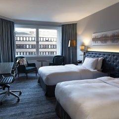 Отель Hilton Helsinki Strand 4* Представительский номер с 2 отдельными кроватями фото 4