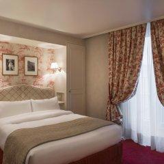 Отель Hôtel Belloy Saint-Germain комната для гостей фото 5