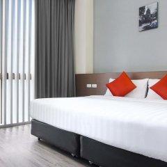 Отель D Varee Xpress Makkasan 3* Стандартный номер фото 20