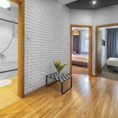 Отель Aurora Residence 3* Апартаменты с различными типами кроватей фото 7
