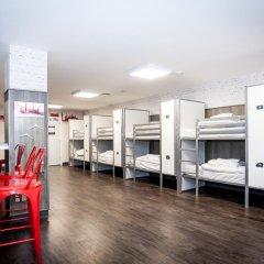 Euro Hostel Glasgow Люкс с двуспальной кроватью фото 3