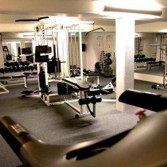 Отель First Hotel Aalborg Дания, Алборг - отзывы, цены и фото номеров - забронировать отель First Hotel Aalborg онлайн фитнесс-зал фото 3