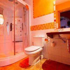 Отель Caserón El Remedio II Испания, Ункастильо - отзывы, цены и фото номеров - забронировать отель Caserón El Remedio II онлайн ванная фото 2