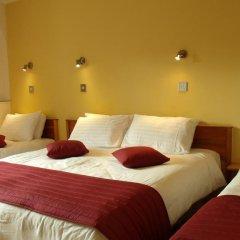 Harlingford Hotel 3* Улучшенный номер с различными типами кроватей фото 3