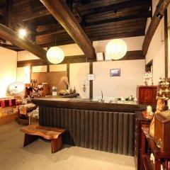 Отель Ryokan Minawa Минамиогуни питание