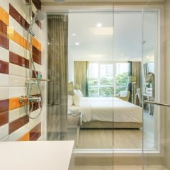 Отель Le Tada Parkview 4* Улучшенный номер фото 8