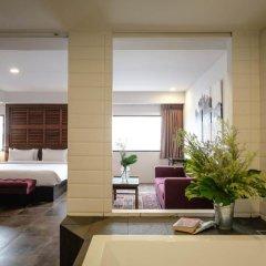 Nanda Heritage Hotel 3* Люкс с различными типами кроватей фото 3