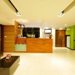 Отель Sleep Withinn Таиланд, Бангкок - отзывы, цены и фото номеров - забронировать отель Sleep Withinn онлайн интерьер отеля